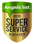 Angies List Super Service Award HVAC Omaha