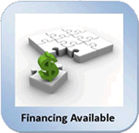 We offer financing through GE Money, click here to apply for financing.